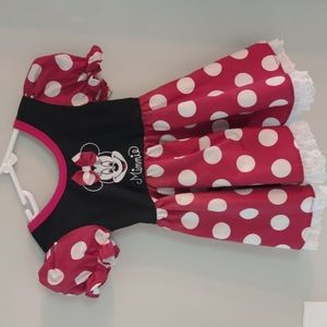 WALT DISNEY baby 12 mos. Dress for tall